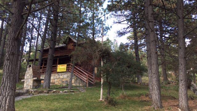 Cabaña Venta Monterreal, Arteaga